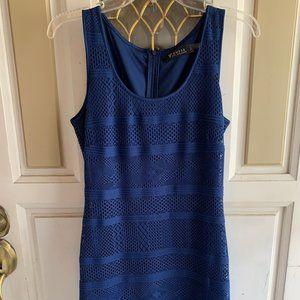 Guess Blue Formal Dress Sz6